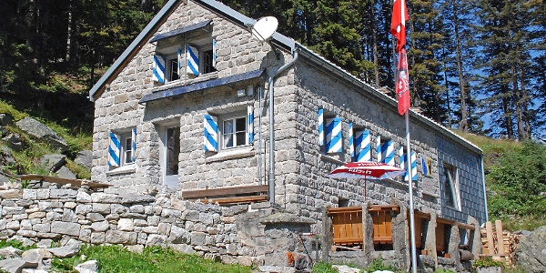 Treschhütte SAC