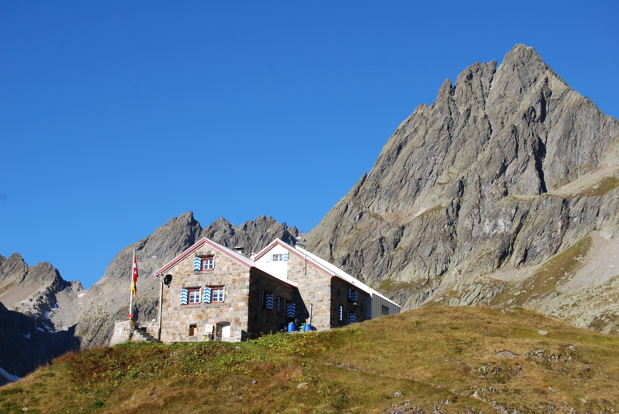 Leutschachhütte SAC