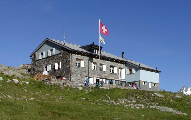 Maighelshütte SAC