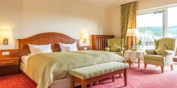 Doppelzimmer Romantik Landhotel Doerr