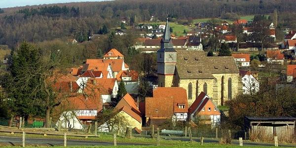 Wallfahrtskirche in Gottsbüren
