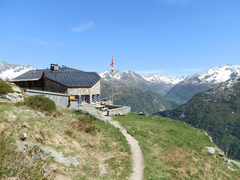 Salbithütte SAC