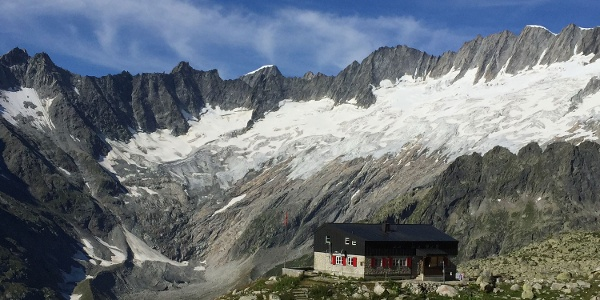 Bergseehütte SAC