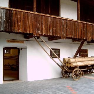 Dorfmuseum Hirschegg: Außenansicht