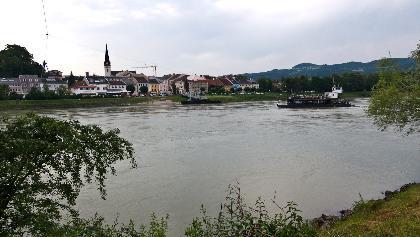 Donaufähre Wilhering-Ottensheim