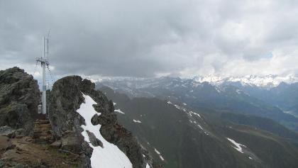 Gipfel des Großen Zunig
