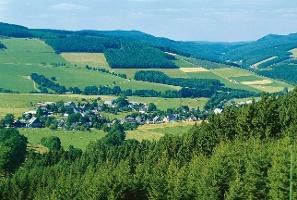 Barockweg im Norden - Vorbei am Vierländereck, Start in Winterberg-Altenfeld