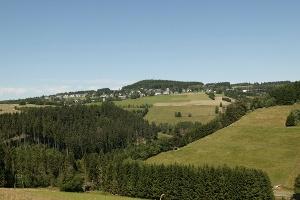 Tief hinab & hoch hinaus... Was(s) erleben an Lenne und Renau, Start in Winterberg-Altastenberg