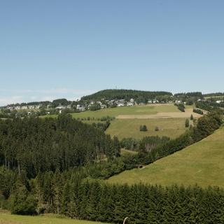 Blick auf Altastenberg