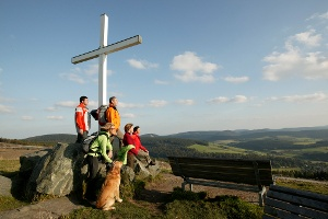 Höher geht's nicht - Grenzregion zwischen Westfalen und Waldeck, Start in Winterberg-Niedersfeld