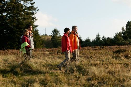 Extra tocht Hildfeld - door het bos en de heide, start in Winterberg-Hildfeld