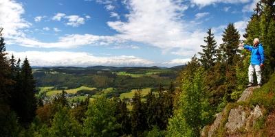 Historischer Wanderpfad - Schöne Aussichten und die Zeche Elend, Start in Winterberg-Elkeringhausen