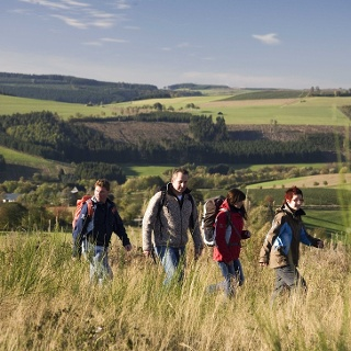 Panoramablick bei Siedlinghausen