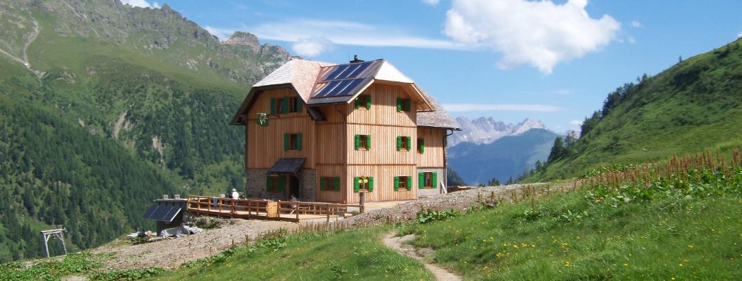 Hochweißsteinhaus 2010