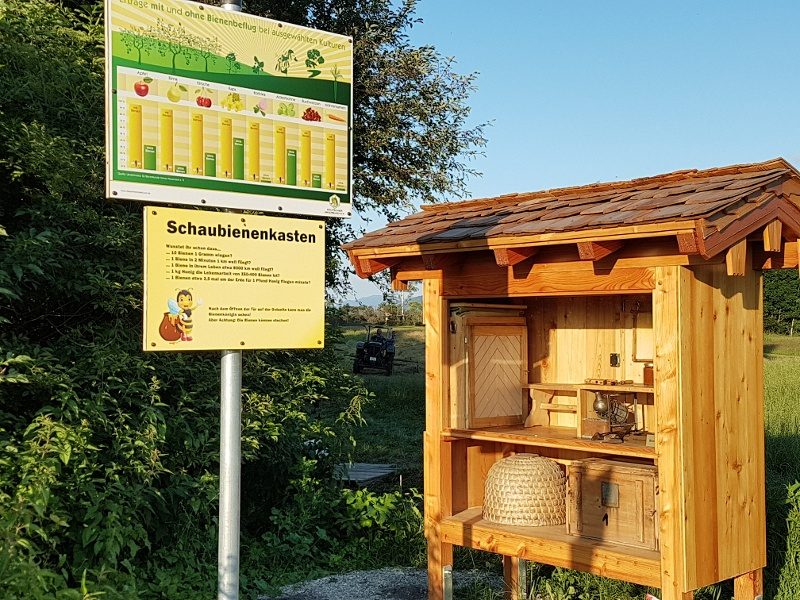 Rottauer Bienenweg