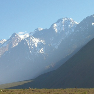 ANDES CENTRALES