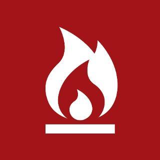 Routenlogo Feuer und Flamme