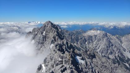 Klettersteigset Watzmann : Watzmann Überschreitung u aktuelle bedingungen alpenvereinaktiv