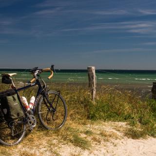 Ostseestrand zwischen Grömitz und Kellenhusen