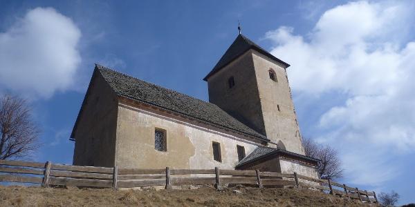 Knappenkirche in der Sommerau