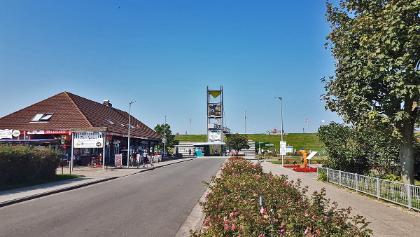Friedrichskoog-Spitze