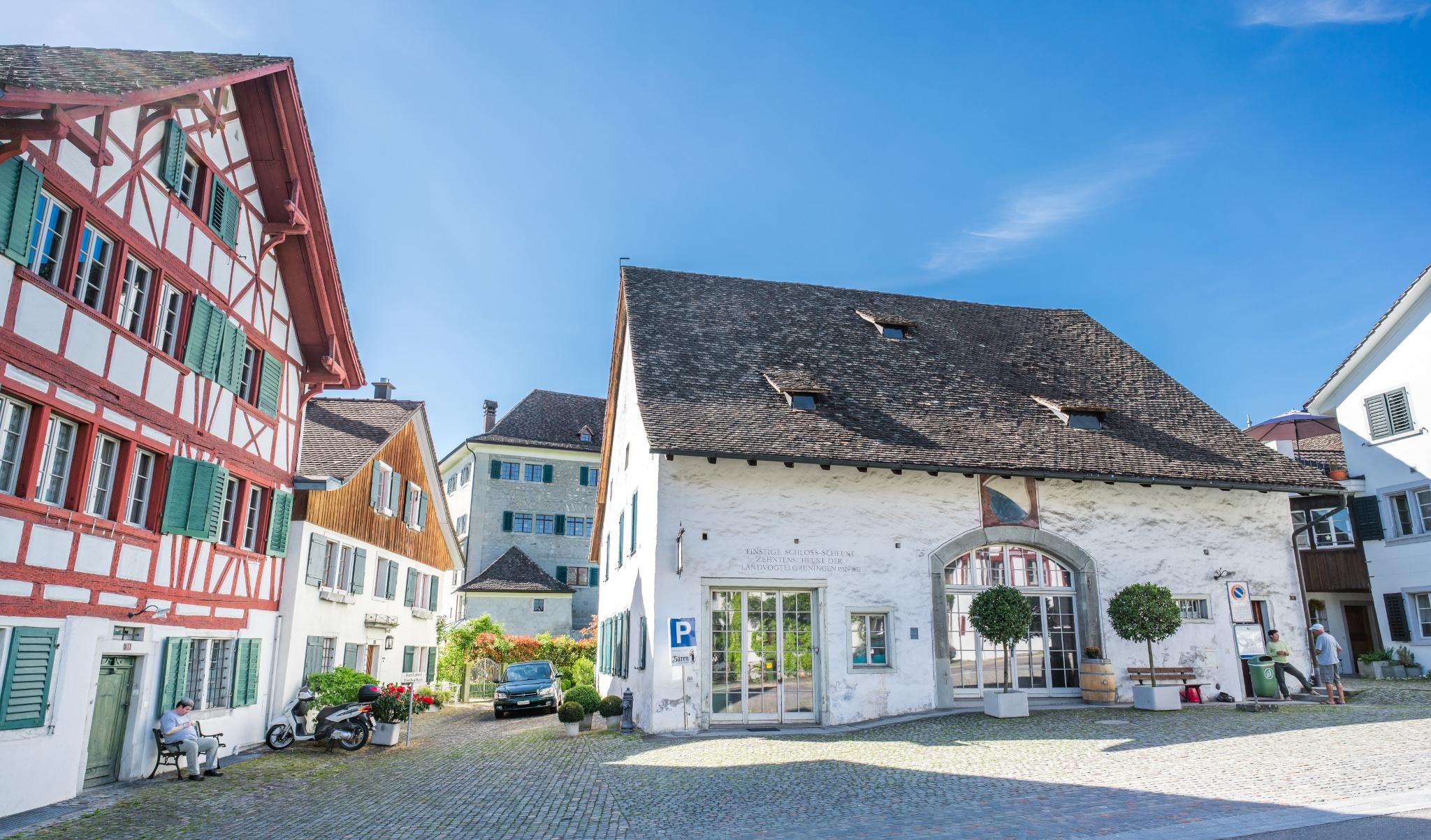 Haus kaufen in Brglen TG - Reihenhaus - 3 1/2 Zimmer - 460