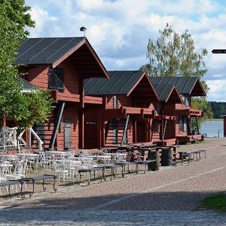Laivasilta in Loviisa