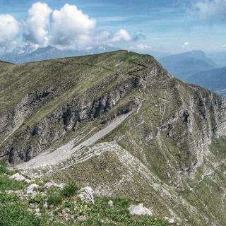 cima del Monte Tofino
