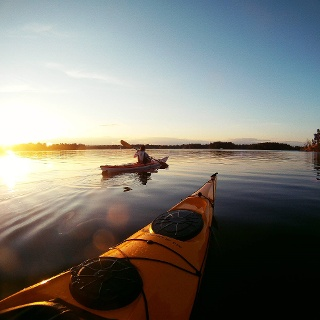Canoeing in Finland