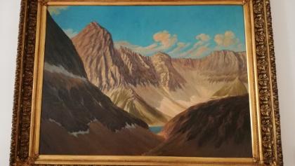 Biegengebirge und Wolayersee