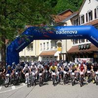 HillClimb - Start in Bühlertal