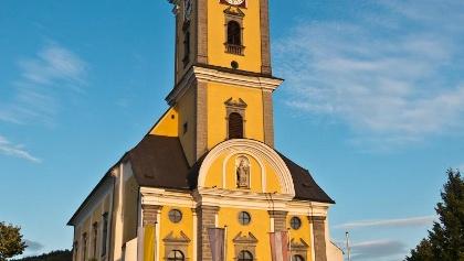 Stiftskirche Waldhausen im Strudengau