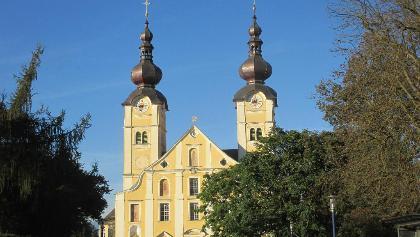 Basilika im Sommer