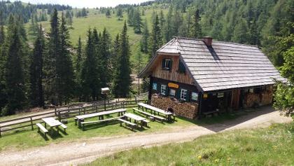 Almlandschaft bei der Saureishütte