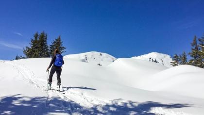 Skitouren-Wochenende in Kitzbühel