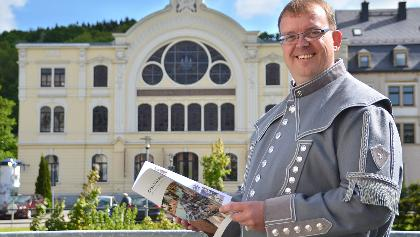 Stadtführer Udo Brückner