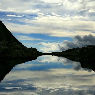 Lago delle Pigne.