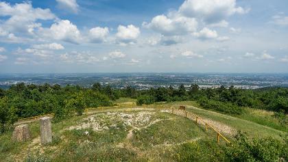 Ausblick auf Budapest (Guckler Károly-Aussichtsturm)