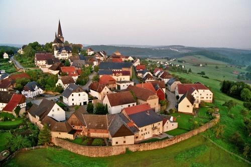 """Die """"Schloss-Route"""" in und um Kallenhardt"""