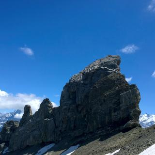 Lobhörner vom Sulegg Grat