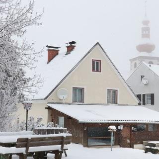 Reiterschenke Bers-Wirtgreger im Winter