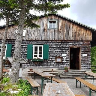 Die Soiern Hütte