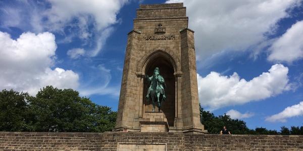 Kaiser Wilhelm Denkmal (Hohensyburg)