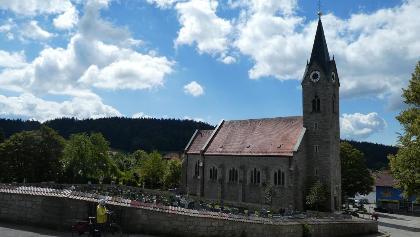 Kirche Neuschönau