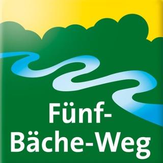 Fünf-Bäche-Weg Logo