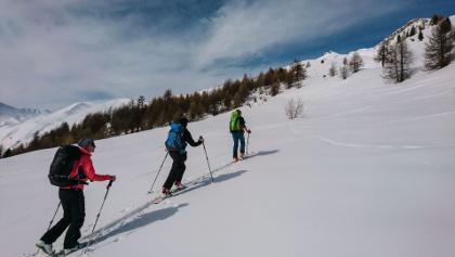 Tiefschnee- und Skitourenkurs Livigno