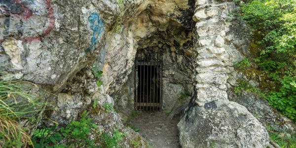 A Tábor-hegyi-barlang