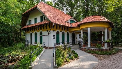 A Tiszaigari Arborétum Kulcsosház