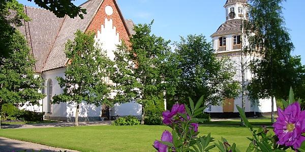The Church of Arbrå