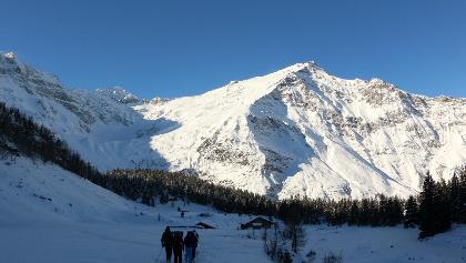 Skitouren mit Genuss im Raurisertal